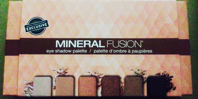 Mineral Fusion Whole Foods Eyeshadow