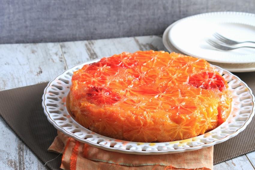 Przepis na pyszne ciasto biszkoptowe z pomarańczami