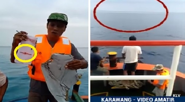 Akhirnya Rakaman Penuh Bagaimana Kapal Nelayan Berjaya Rakam Terh3mpasnya Lion Air Dan Mereka Yang Pertama Sampai. Apa Yang Mereka Jumpa Sampai Boleh Termuntah
