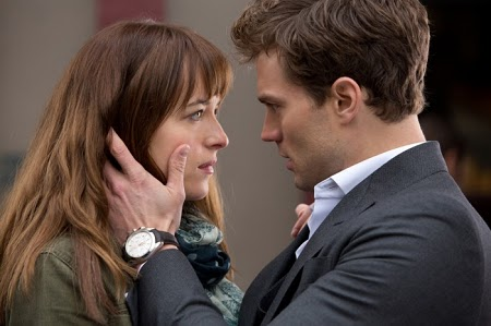 It's No Surprise--Fifty Shades Dominates at Razzies