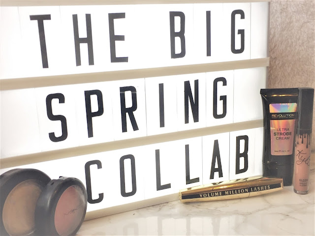 My Spring Makeup Favorites - The Big Spring Collab