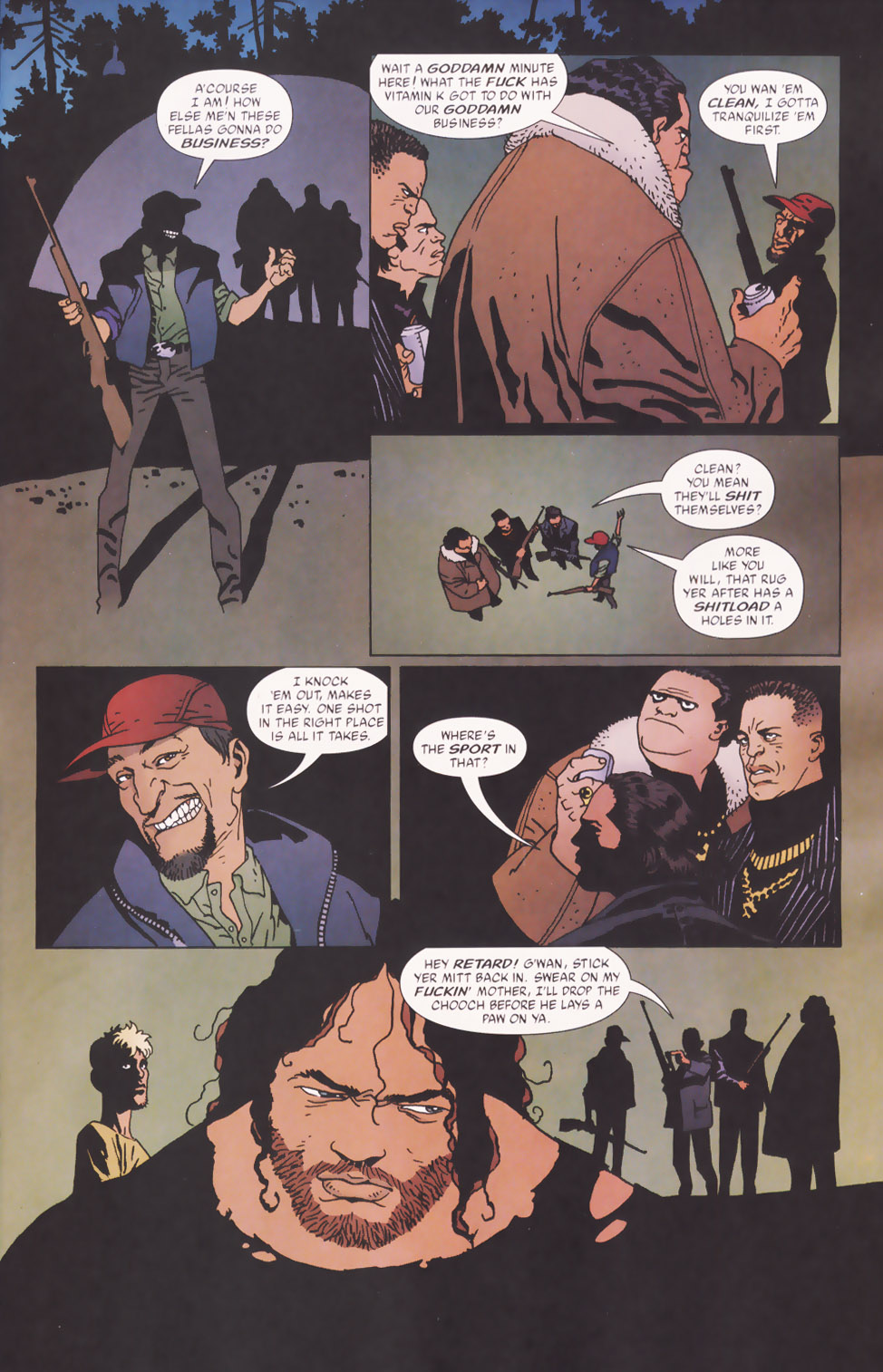 Read online 100 Bullets comic -  Issue #48 - 6