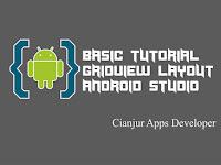 Cara Membuat Layout GridView di Android Studio