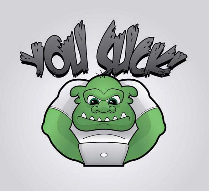 How To Create a Grumpy Troll Character in Illustrator