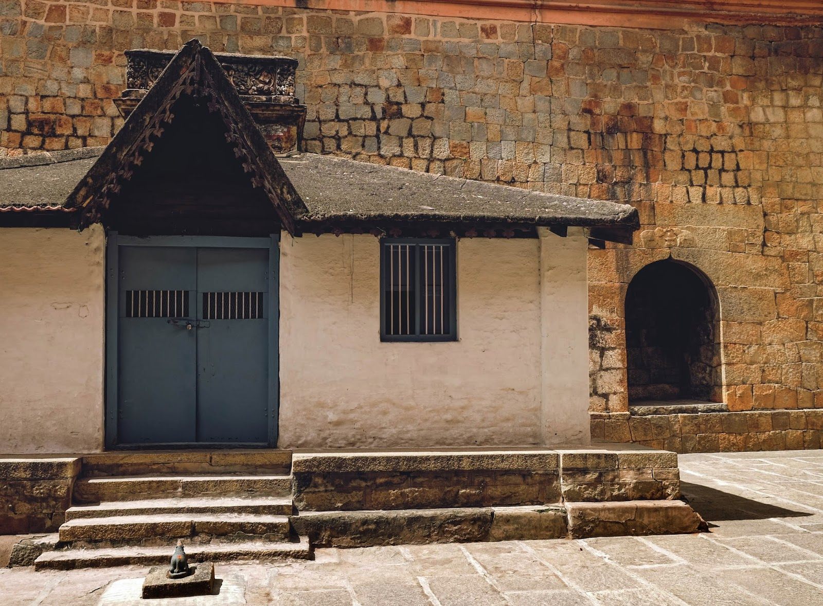 Tipu Fort Bangalore