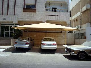 تركيب مظلة سيارة باسعار رخيصة جدا