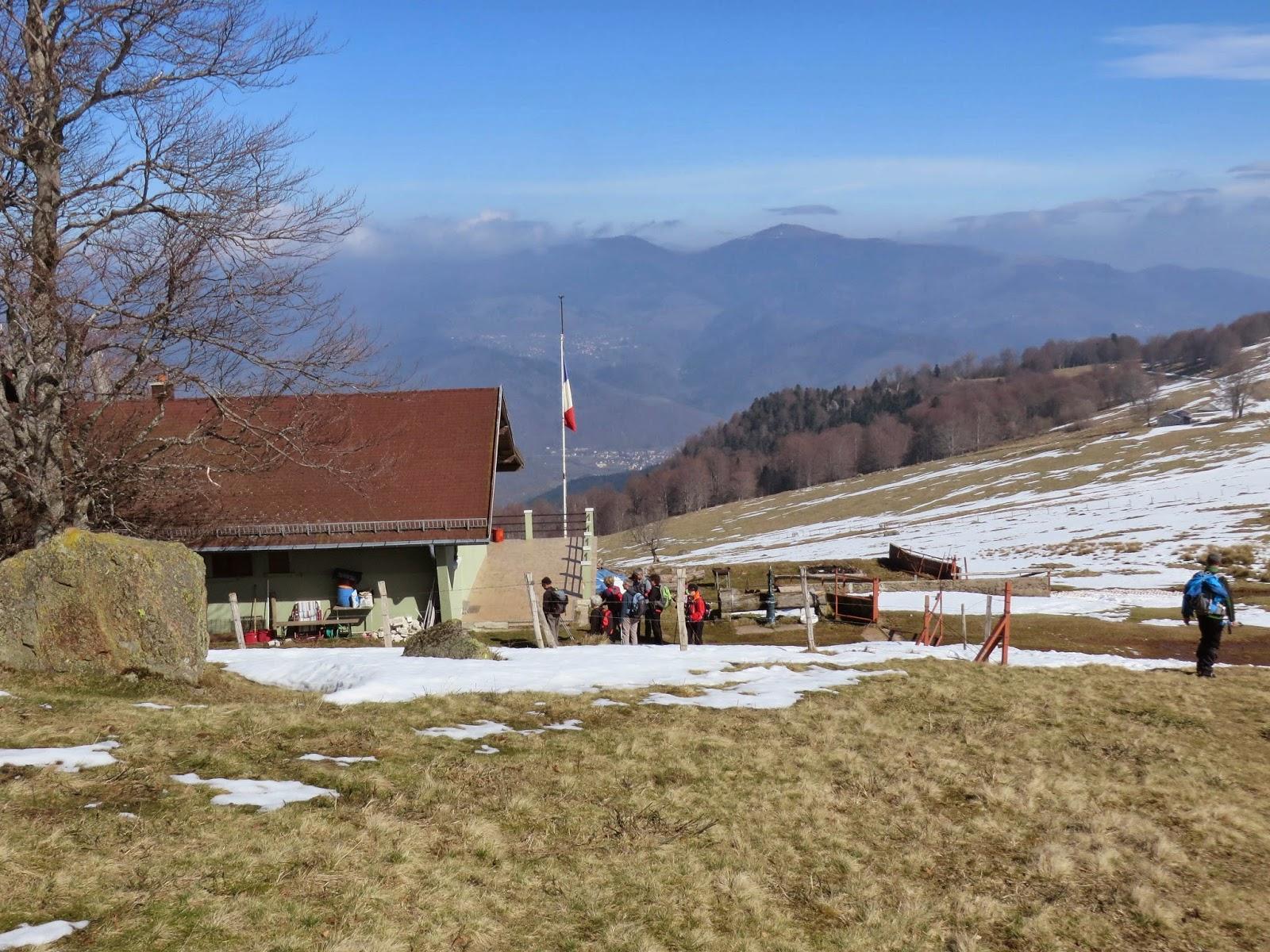 refuge ski club alsace