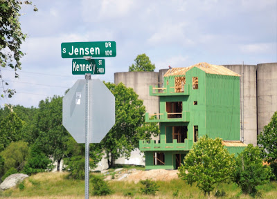 S. Jensen Drive at Kennedy Street