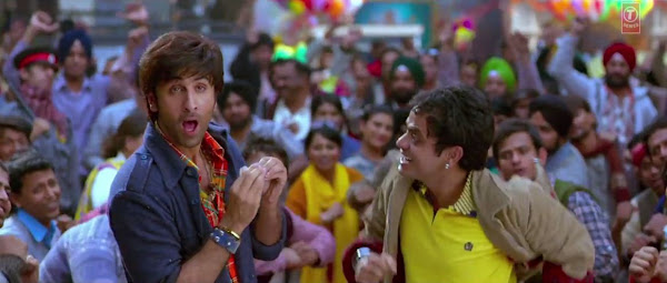 Watch Online Music Video Song Love Ki Ghanti - Besharam (2013) Hindi Movie On Youtube DVD Quality