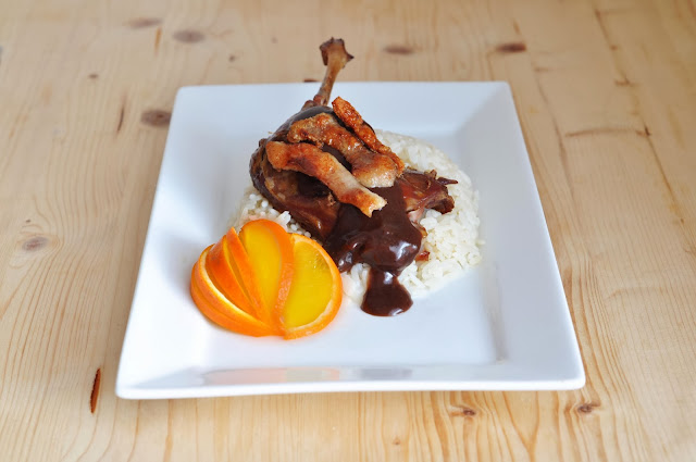 Crispy Muscovado and Hoisin Duck Legs ~ Simple Food