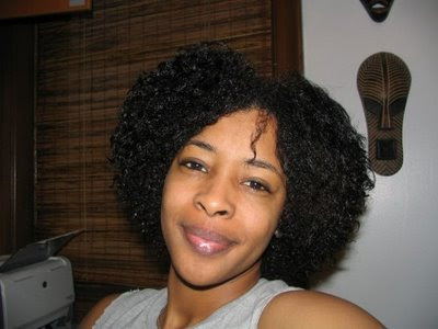 Manage Natural Afro Hair
