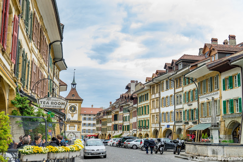 Murten Switzerland
