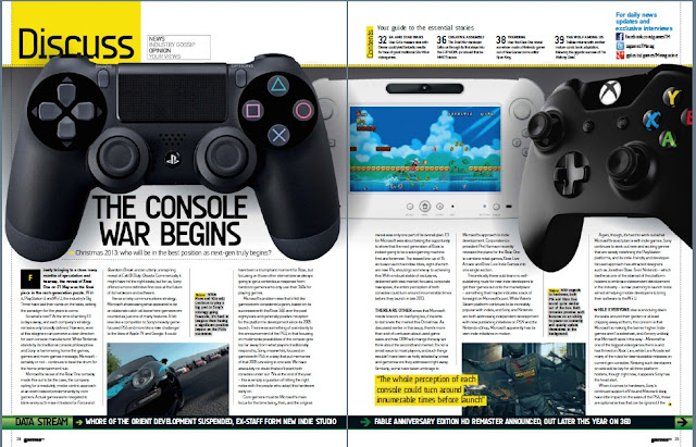 Revista GamesTM Junio 2013