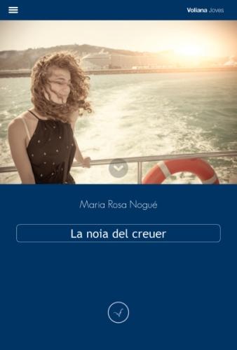 La noia del creuer (Maria Rosa Nogué)