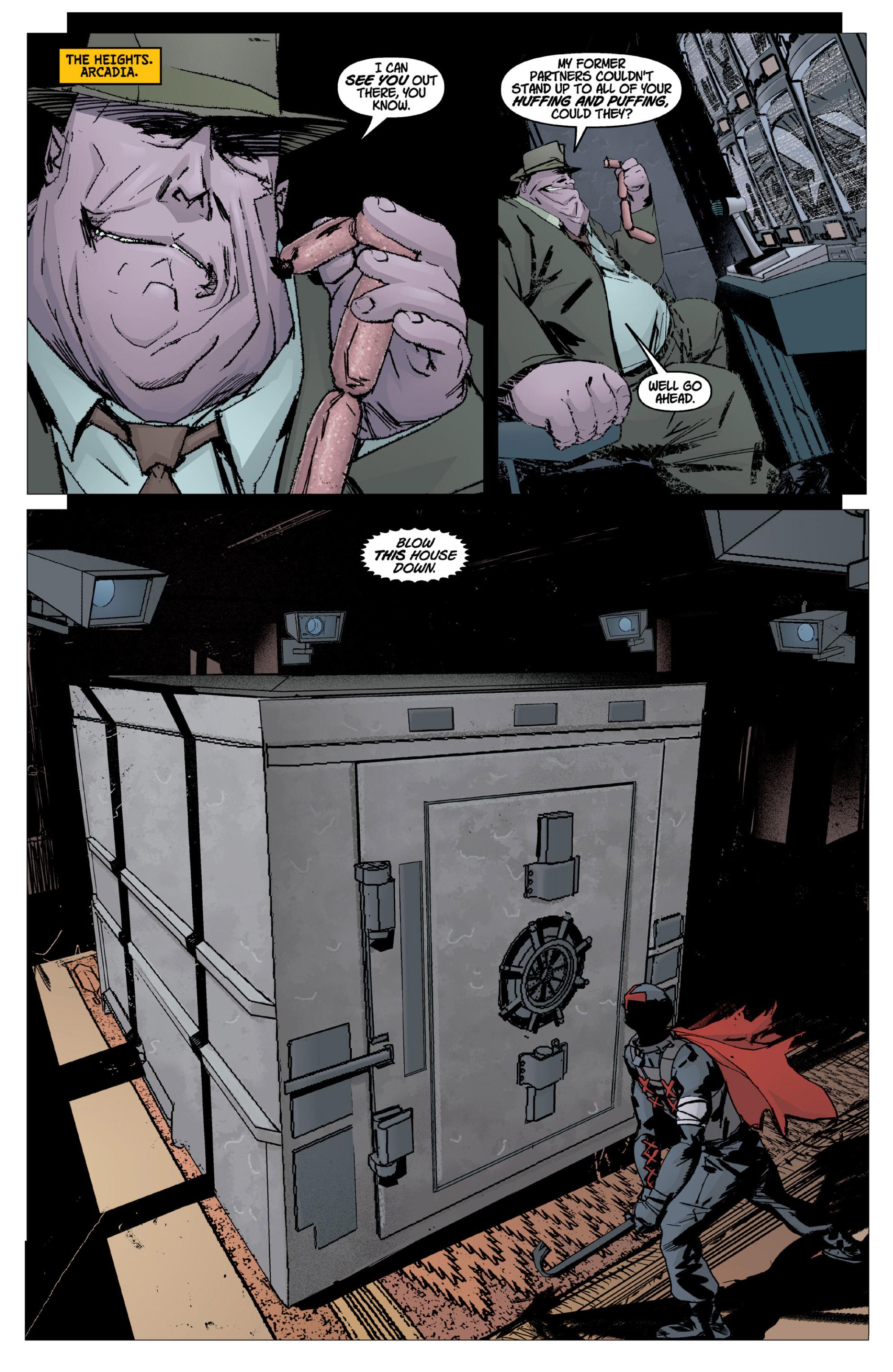 Read online X: Big Bad comic -  Issue # Full - 24