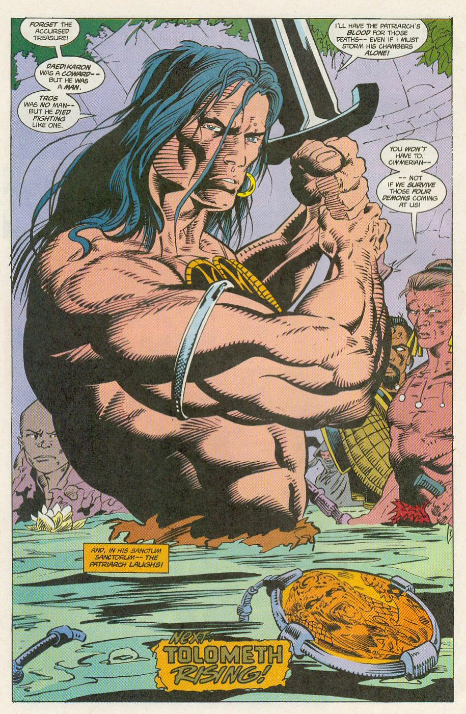 Read online Conan the Adventurer comic -  Issue #13 - 20
