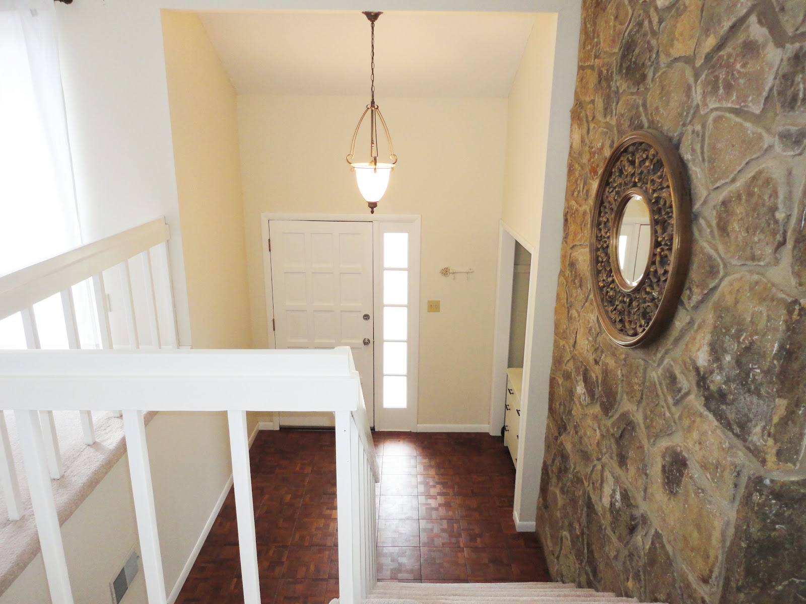 Split Entry Foyer Lighting. split level entryway house pinterest ...