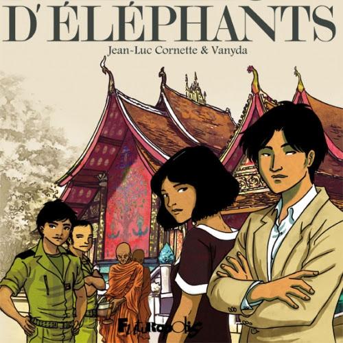 Un million d'éléphants de Vanyda et Jean-Luc Cornette
