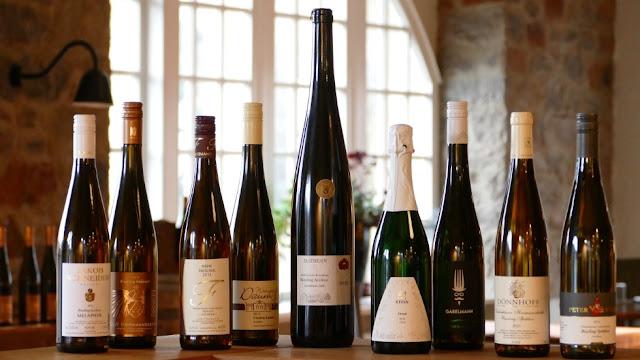Niederhäuser Weinfrühling - die Weine