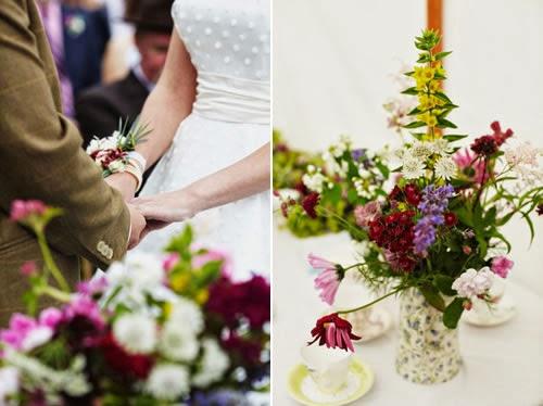 Aksesoris Bunga Untuk Pernikahan  Album Wedding