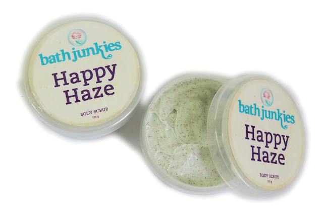 Bath Junkies Happy Haze Scrub