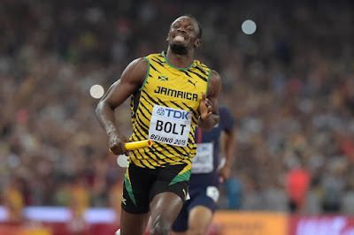 Bolt injured at Jamaican Olympic trials