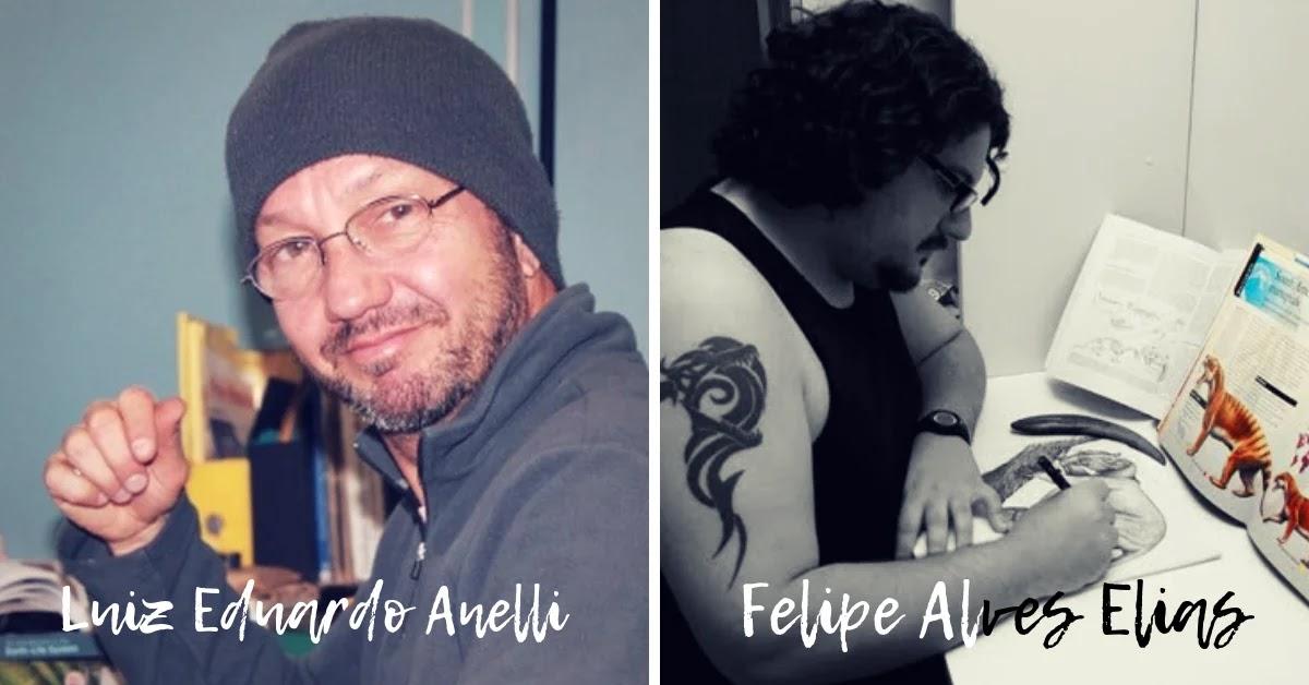 Luiz Eduardo Anelli e Felipe Alves Elias