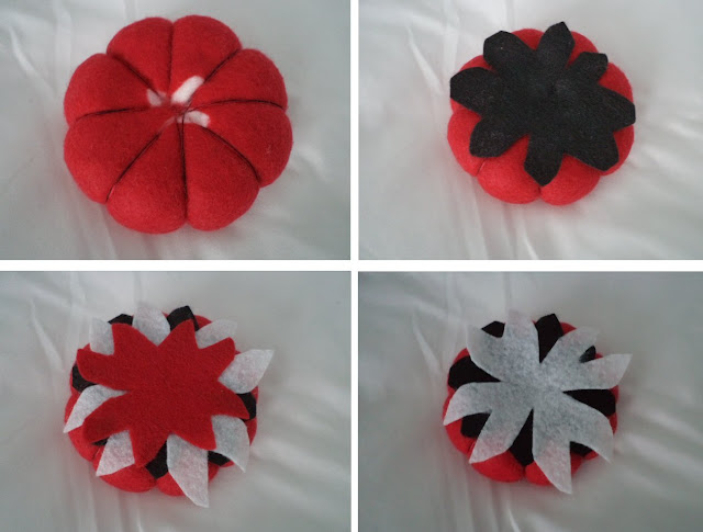 pin cushion crafted by eSheep Designs