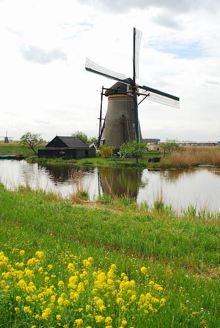 moulin Kinderdijk