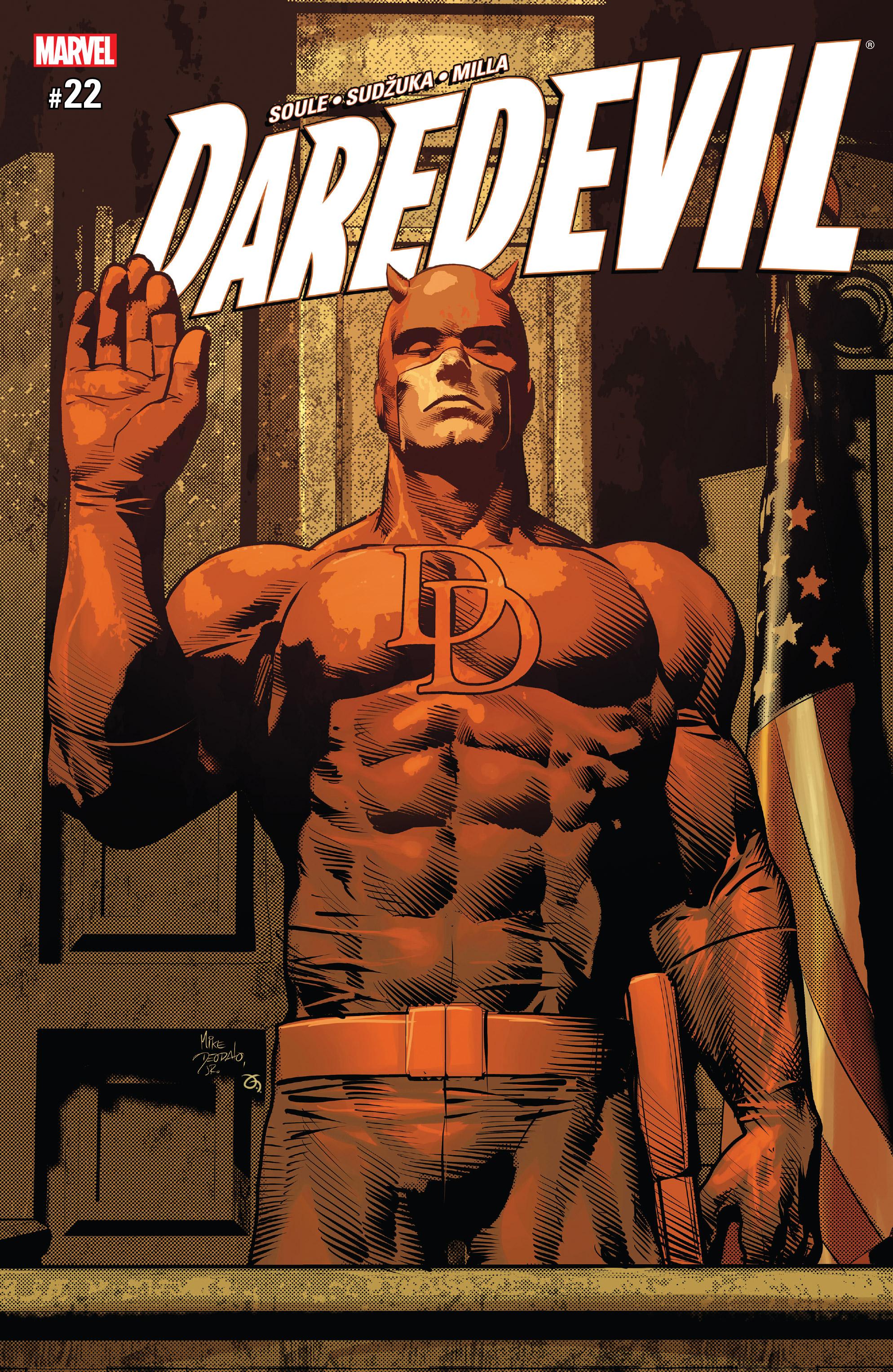 Read online Daredevil (2016) comic -  Issue #22 - 1
