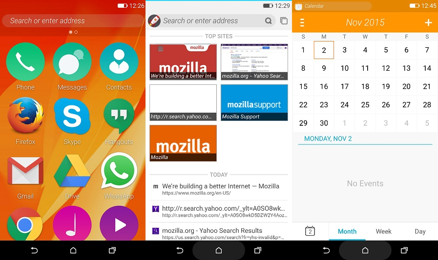 Firefox OS for Android