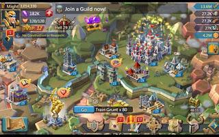 Lords Mobile Mod Apk Unlimited Gems