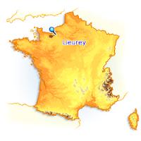 Lieurey Location