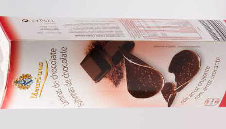 Płatki czekoladowe, Marinus