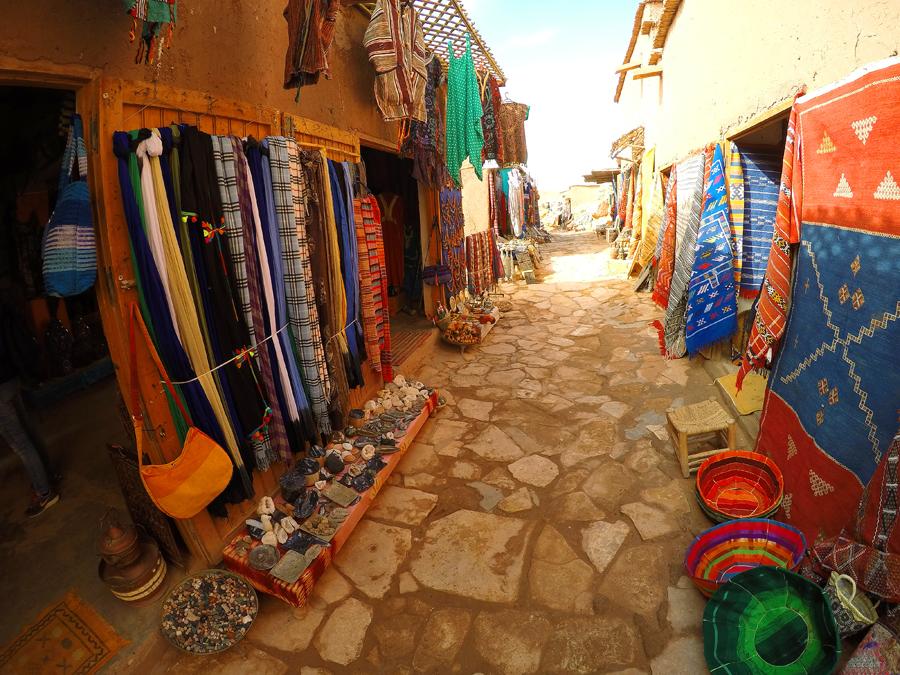 maroko ajt ben haddou