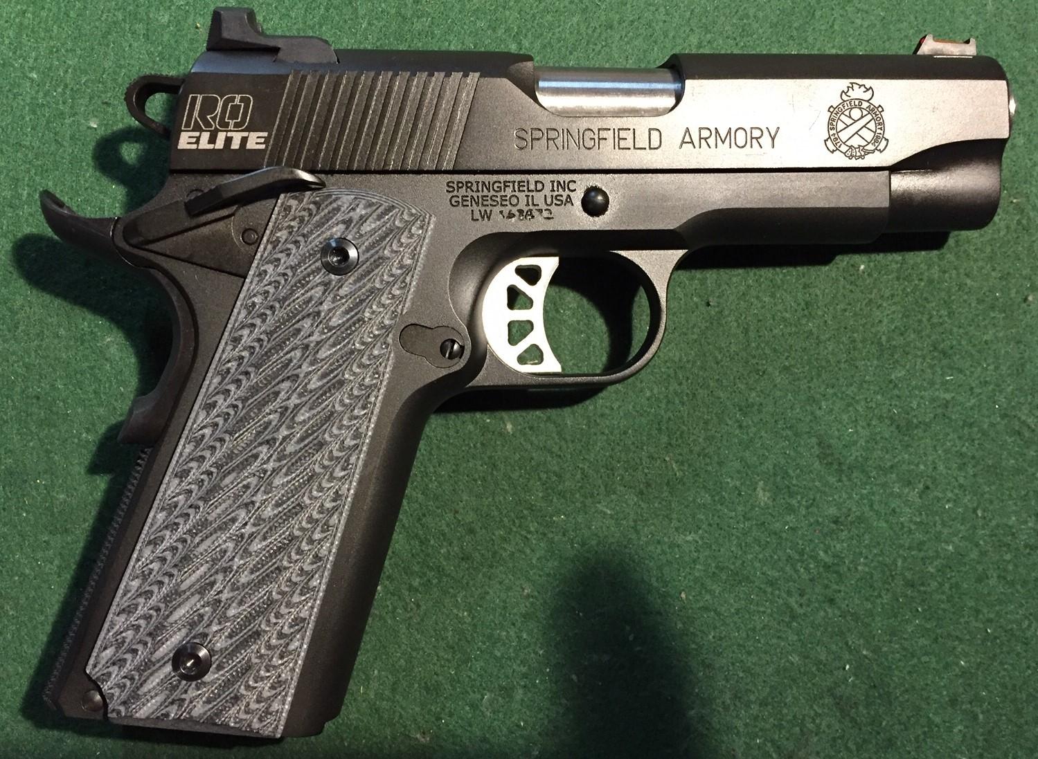 Defender Ethos: Springfield Armory Range Officer Elite