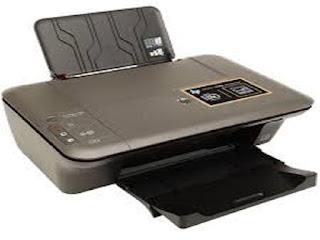 Picture HP Deskjet 1050A J410h Printer
