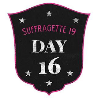 Suffragette 19 days