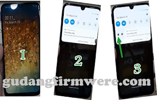 FRP Bypass Samsung Galaxy A70 Without PC
