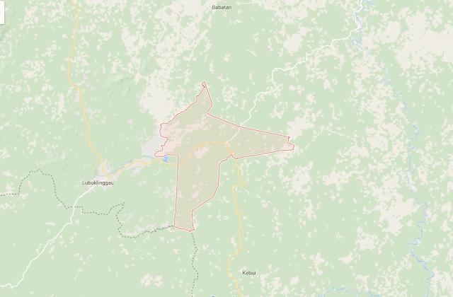 APRILIANSYAH | Tempat Kelahiranku: Kecamatan Muara Beliti, Musi Rawas.