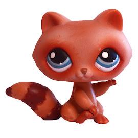 Littlest Pet Shop Large Playset Raccoon (#445) Pet
