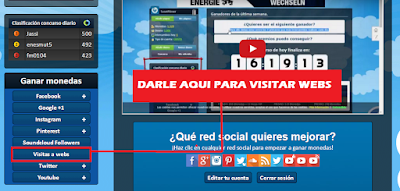 FANCITOS, VISITAR WEBS
