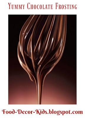 Yummy Chocolate Frosting