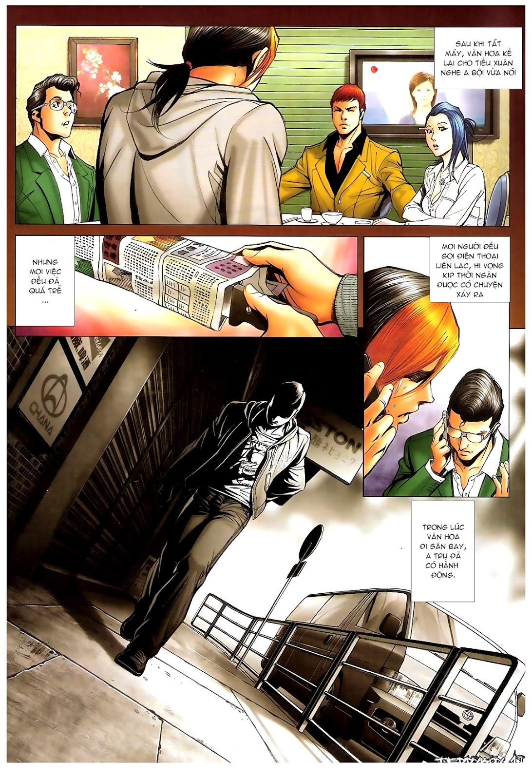 Người Trong Giang Hồ - Chapter 1381: Tự tìm diệt vong - Pic 10