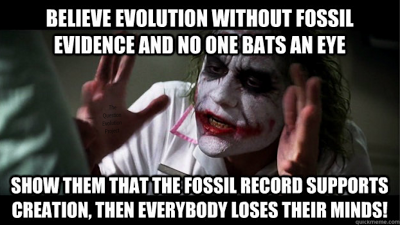 "The Cambrian Explosion still falsifies evolution, despite the ""Science of the Gaps"" excuses."
