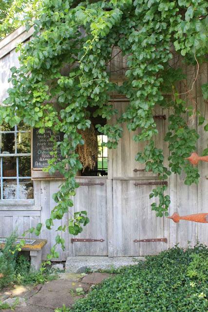 Shopping Erlebnis in Nova Scotia : Ein Gartenschuppen wie aus einem Lifestyle-Magazin