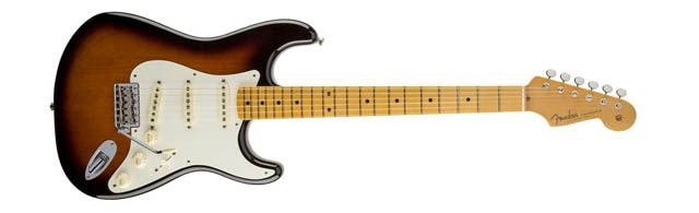 Fender Stratocaster guitarra de Eric Jhonson