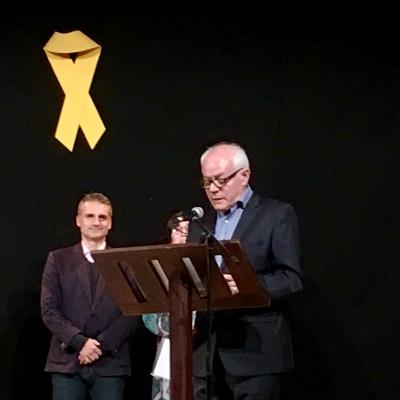 'Raimond Aguiló - Premis Literaris Arts i Lletres 2017'