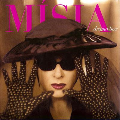Cover CD Mísia - Drama Box (2005)