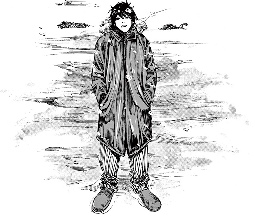 Zankyou manga en español